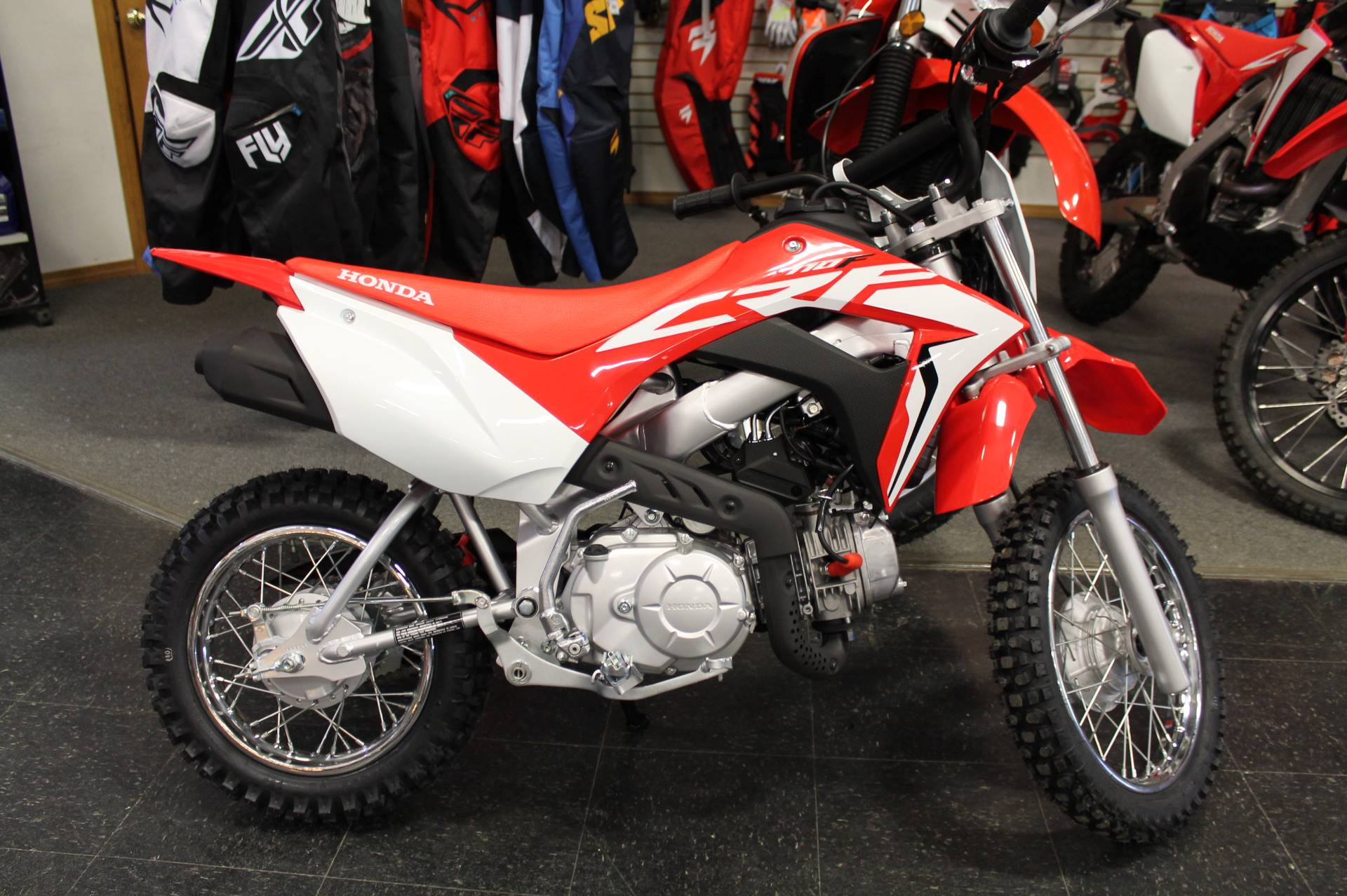 2020 Honda CRF110F in Adams, Massachusetts