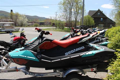 2018 Sea-Doo Spark 3up Trixx iBR in Adams, Massachusetts