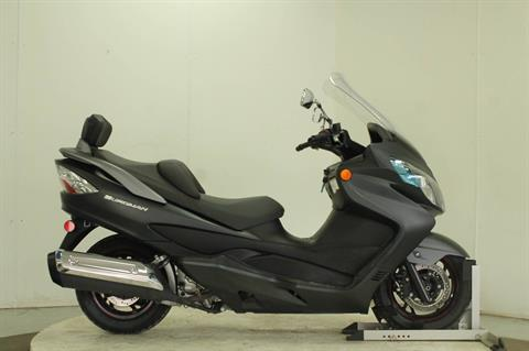 2013 Suzuki Burgman™ 400 ABS in Adams, Massachusetts