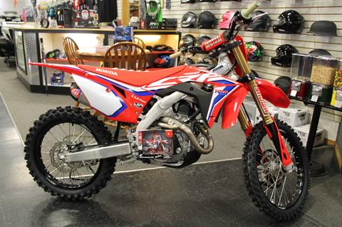 2020 Honda CRF450RWE in Adams, Massachusetts
