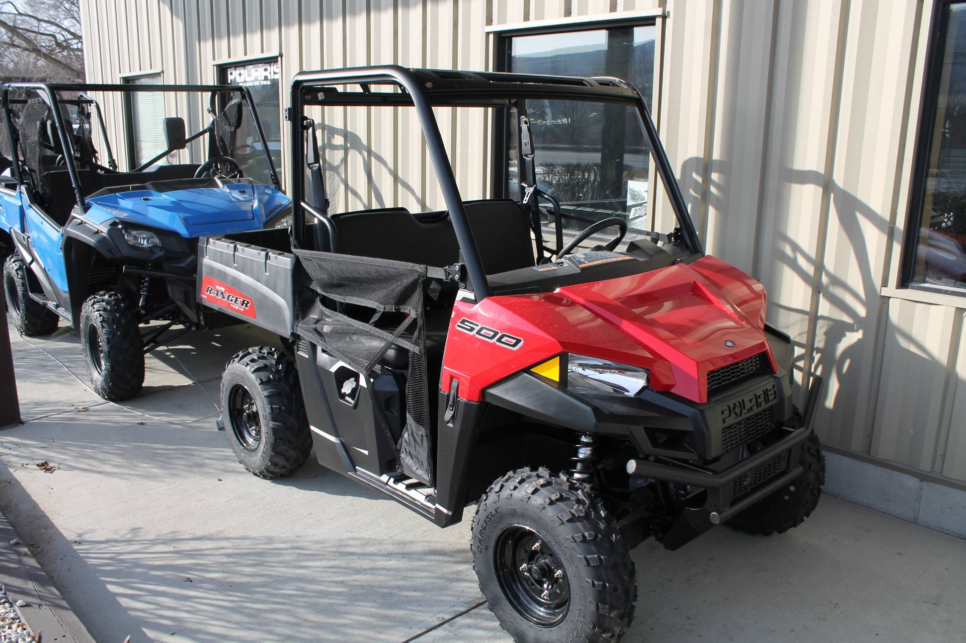 2020 Polaris Ranger 500 in Adams, Massachusetts