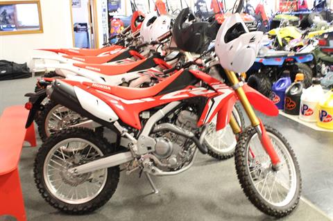 2017 Honda CRF250L in Adams, Massachusetts