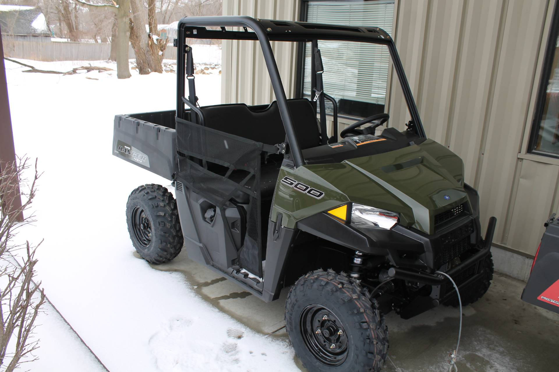 2021 Polaris Ranger 570 in Adams, Massachusetts