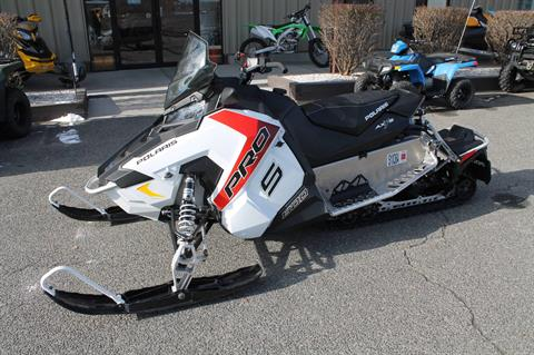 2017 Polaris 800 Switchback PRO-S ES in Adams, Massachusetts