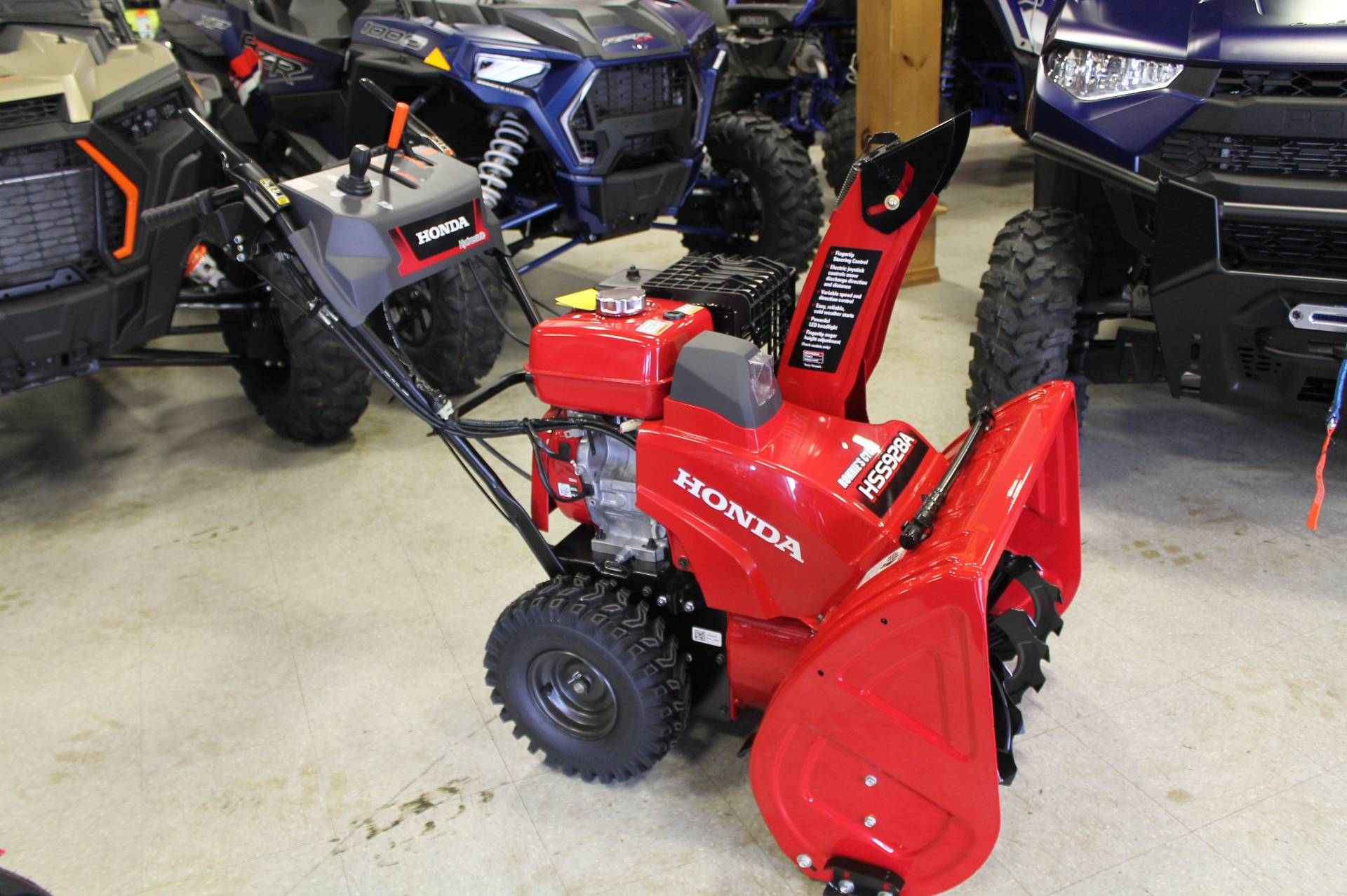 Honda Power Equipment HSS928AW in Adams, Massachusetts