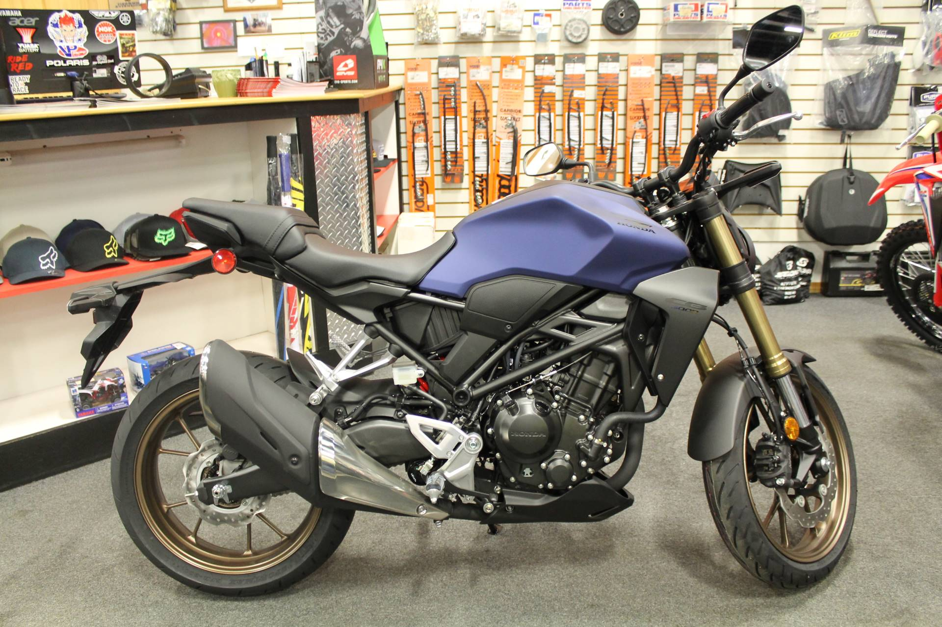 2020 Honda CB300R ABS in Adams, Massachusetts