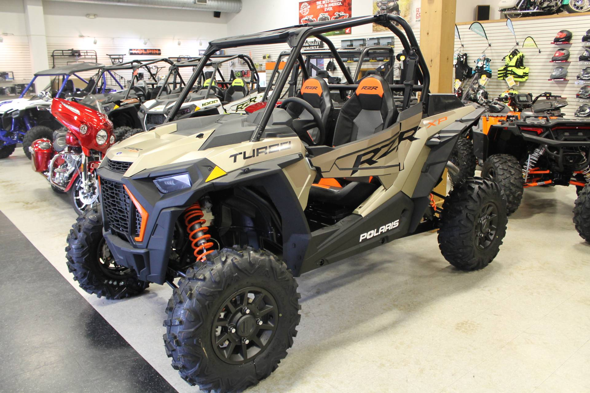 2021 Polaris RZR XP Turbo in Adams, Massachusetts
