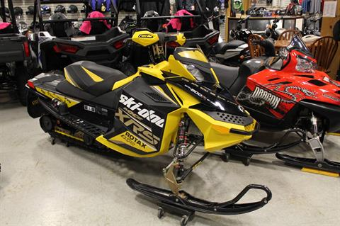 2012 Ski-Doo MX Z® X-RS® E-TEC® 800R ES in Adams, Massachusetts