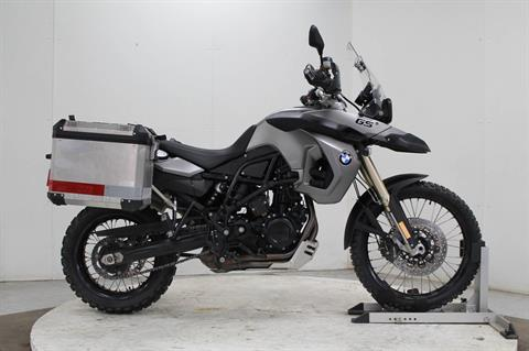 2009 BMW F 800 GS in Adams, Massachusetts
