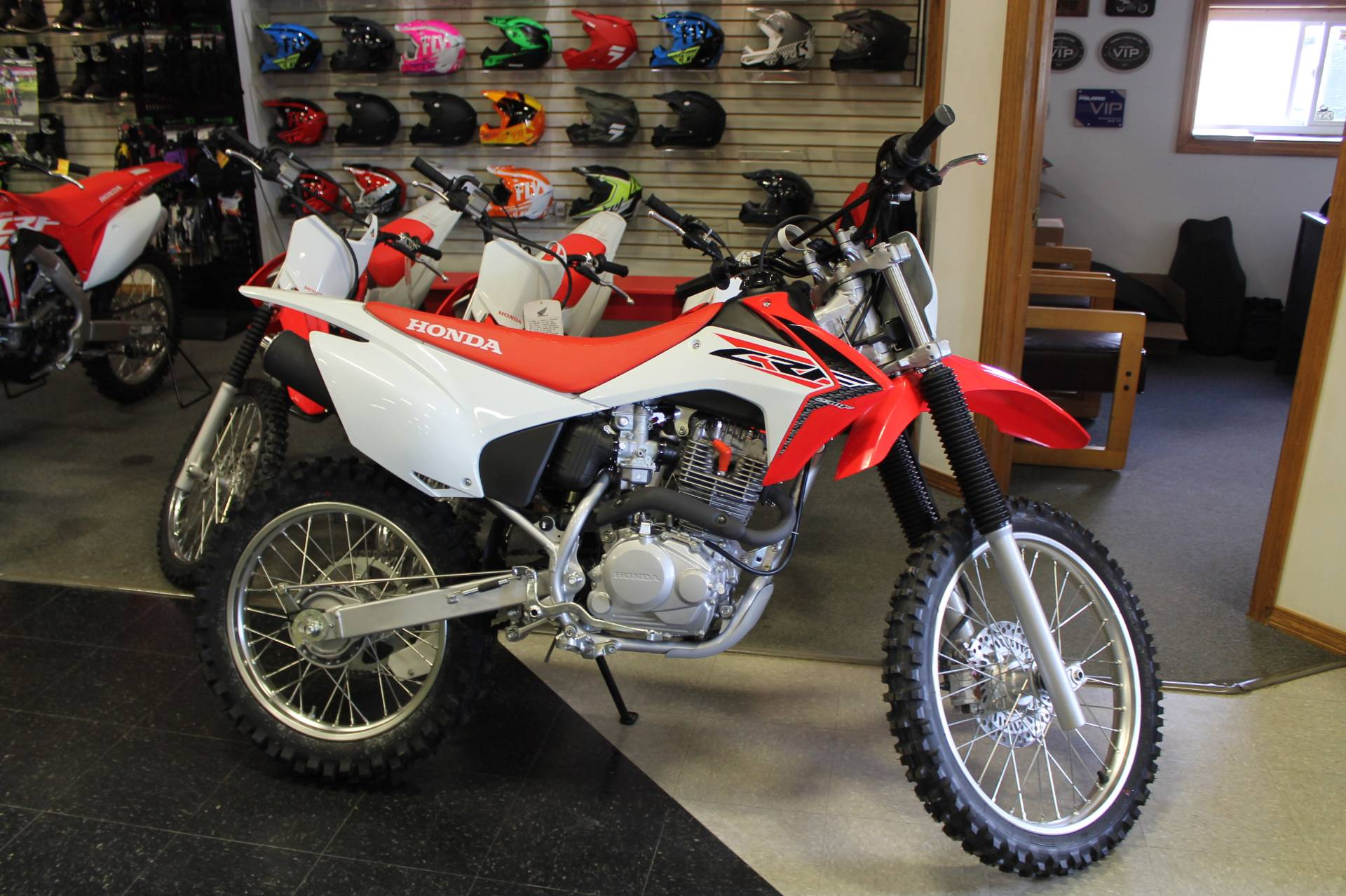 2021 Honda CRF125F (Big Wheel) in Adams, Massachusetts - Photo 1