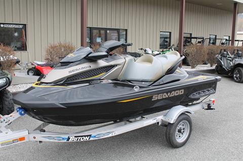 2017 Sea-Doo GTX 155 in Adams, Massachusetts