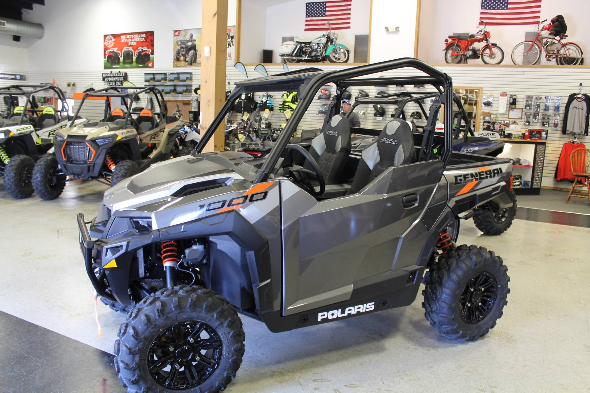 2021 Polaris General 1000 Premium in Adams, Massachusetts - Photo 1