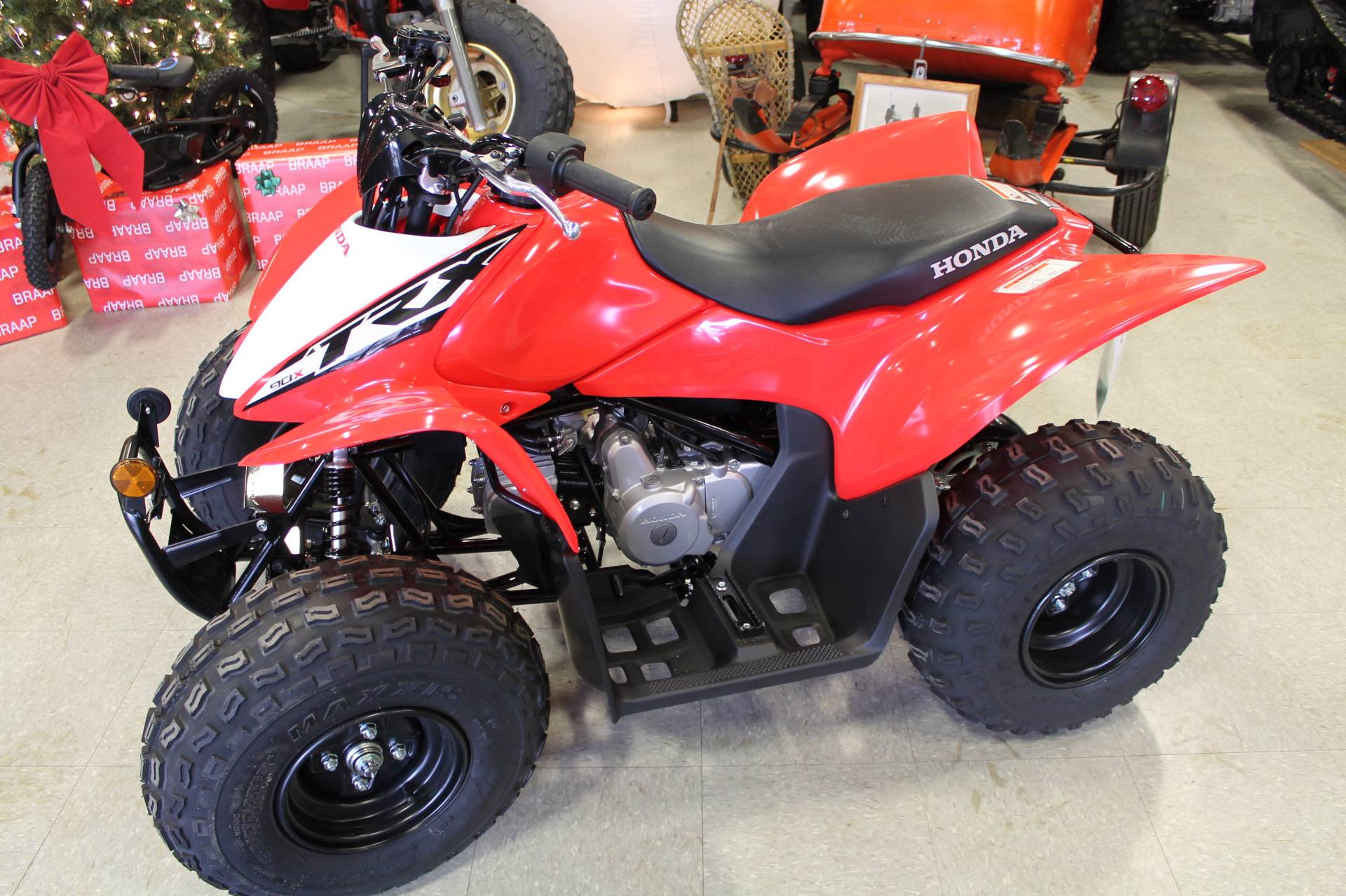 2020 Honda TRX90X in Adams, Massachusetts