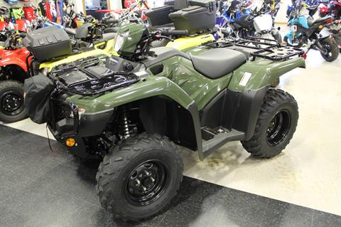 2020 Honda FourTrax Foreman 4x4 in Adams, Massachusetts