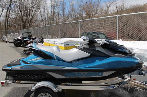 2018 Sea-Doo GTI SE 155 in Adams, Massachusetts