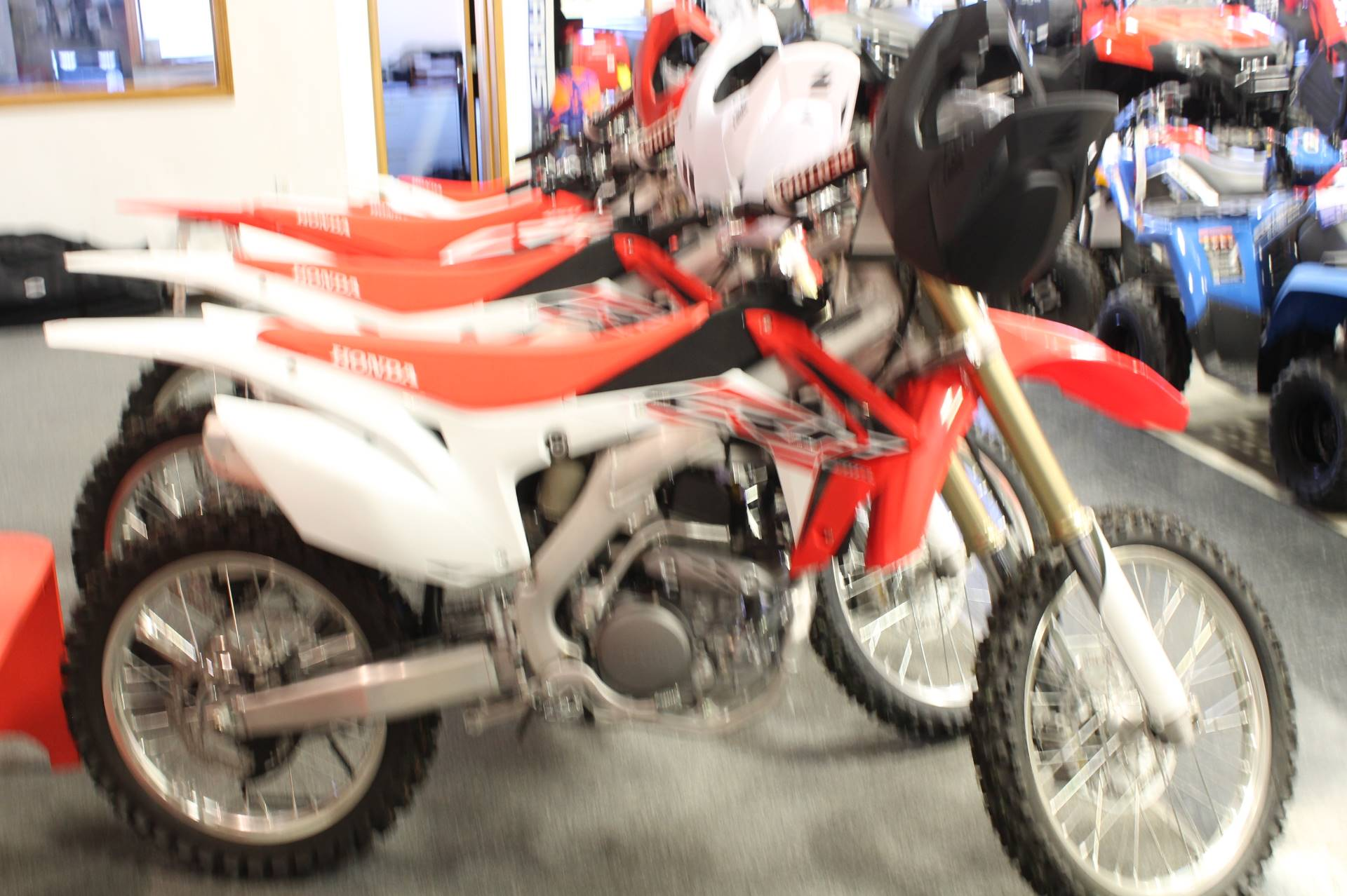 2017 Honda CRF250R in Adams, Massachusetts