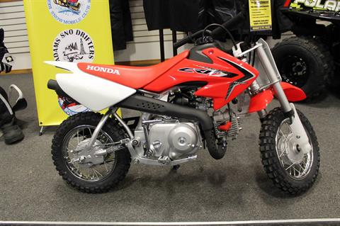 2019 Honda CRF50F in Adams, Massachusetts