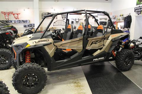 2021 Polaris RZR XP 4 Turbo in Adams, Massachusetts - Photo 1