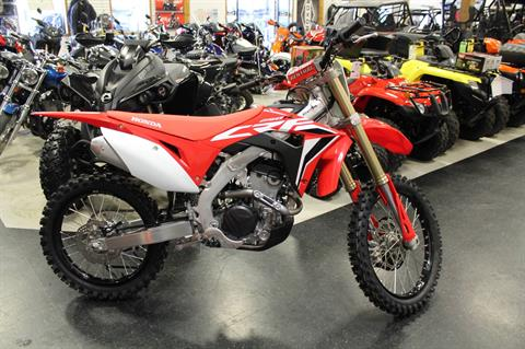 2020 Honda CRF250R in Adams, Massachusetts