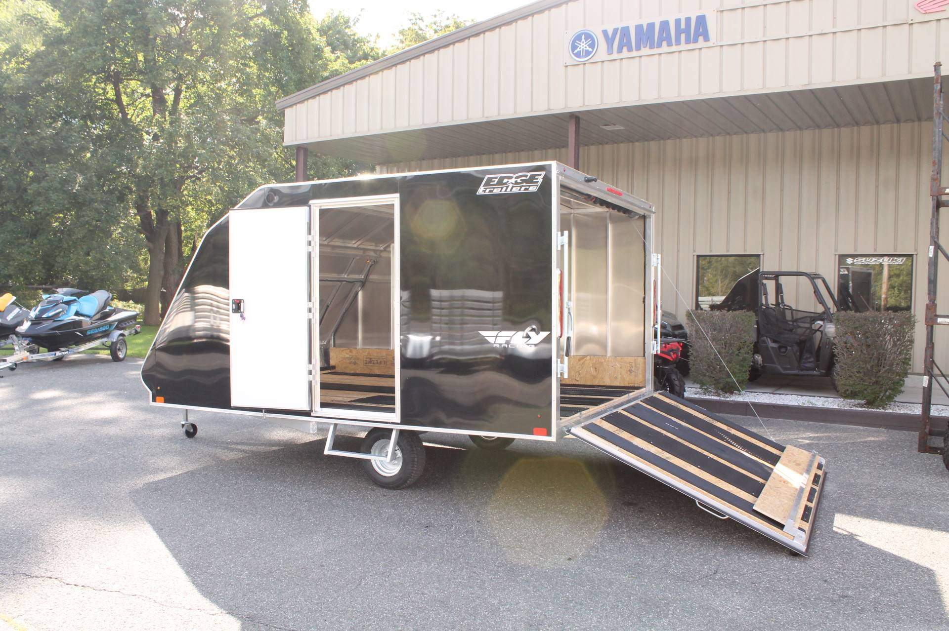 2019 Other EDGE HYBRID SNOWMOBILE TRAILER in Adams, Massachusetts