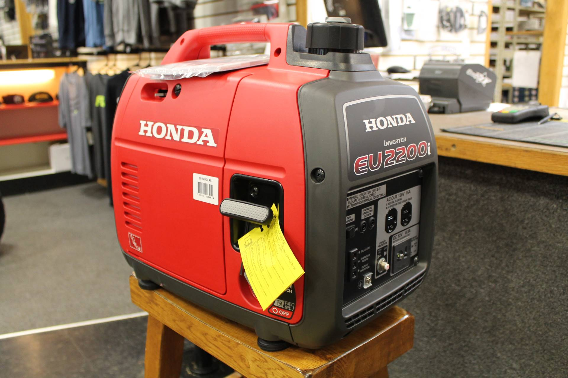 2019 Honda Power Equipment EU2200 Companion in Adams, Massachusetts