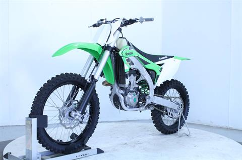 2016 Kawasaki KX450F in Adams, Massachusetts