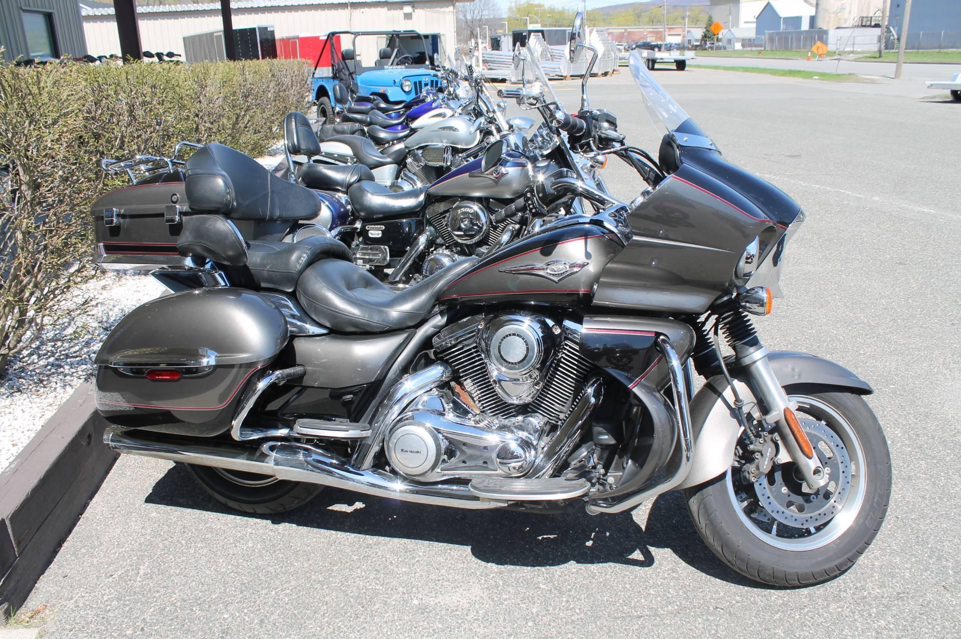 Used 2012 Kawasaki Vulcan® 1700 Voyager® Motorcycles in
