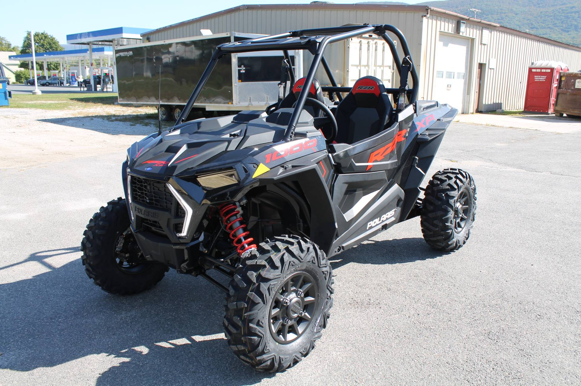 2020 Polaris RZR XP 1000 Premium in Adams, Massachusetts
