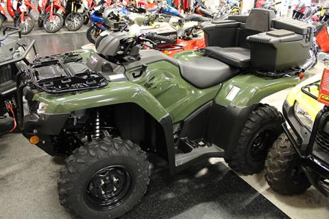 2020 Honda FourTrax Rancher 4x4 in Adams, Massachusetts