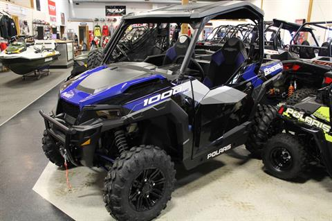 2020 Polaris General 1000 Deluxe in Adams, Massachusetts