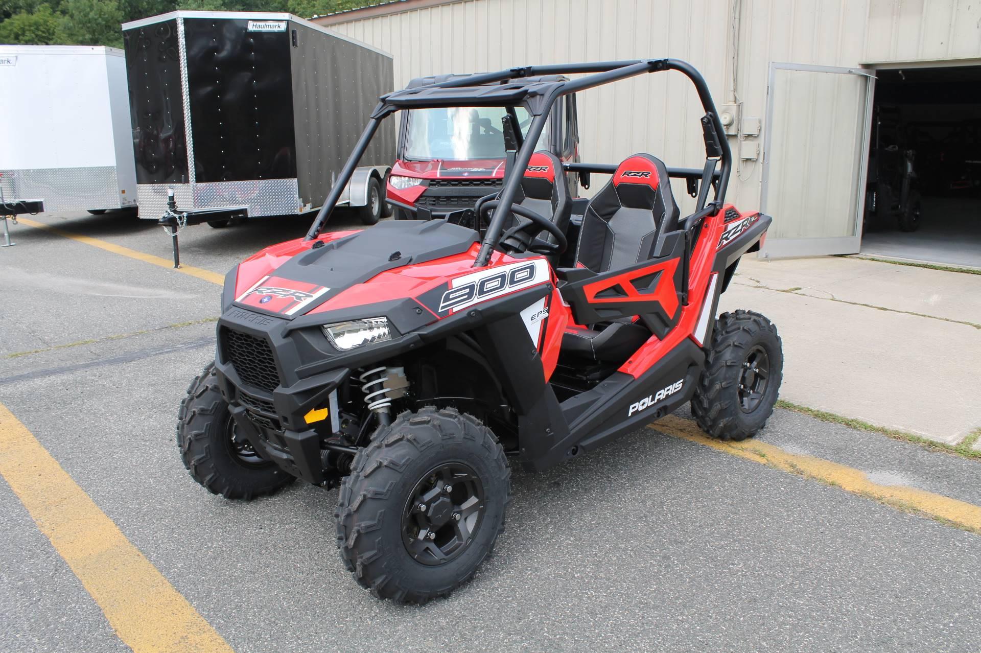 New 2019 Polaris RZR 900 EPS Utility Vehicles in Adams, MA