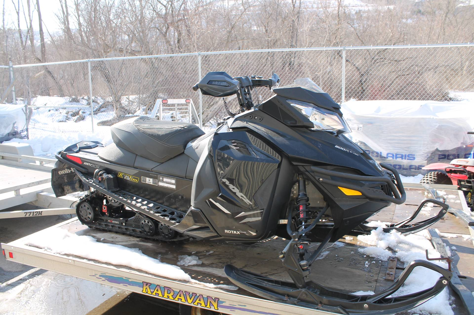 2014 Ski-Doo MX Z® X® E-TEC® 800R ES w/ Adj. Susp. in Adams, Massachusetts