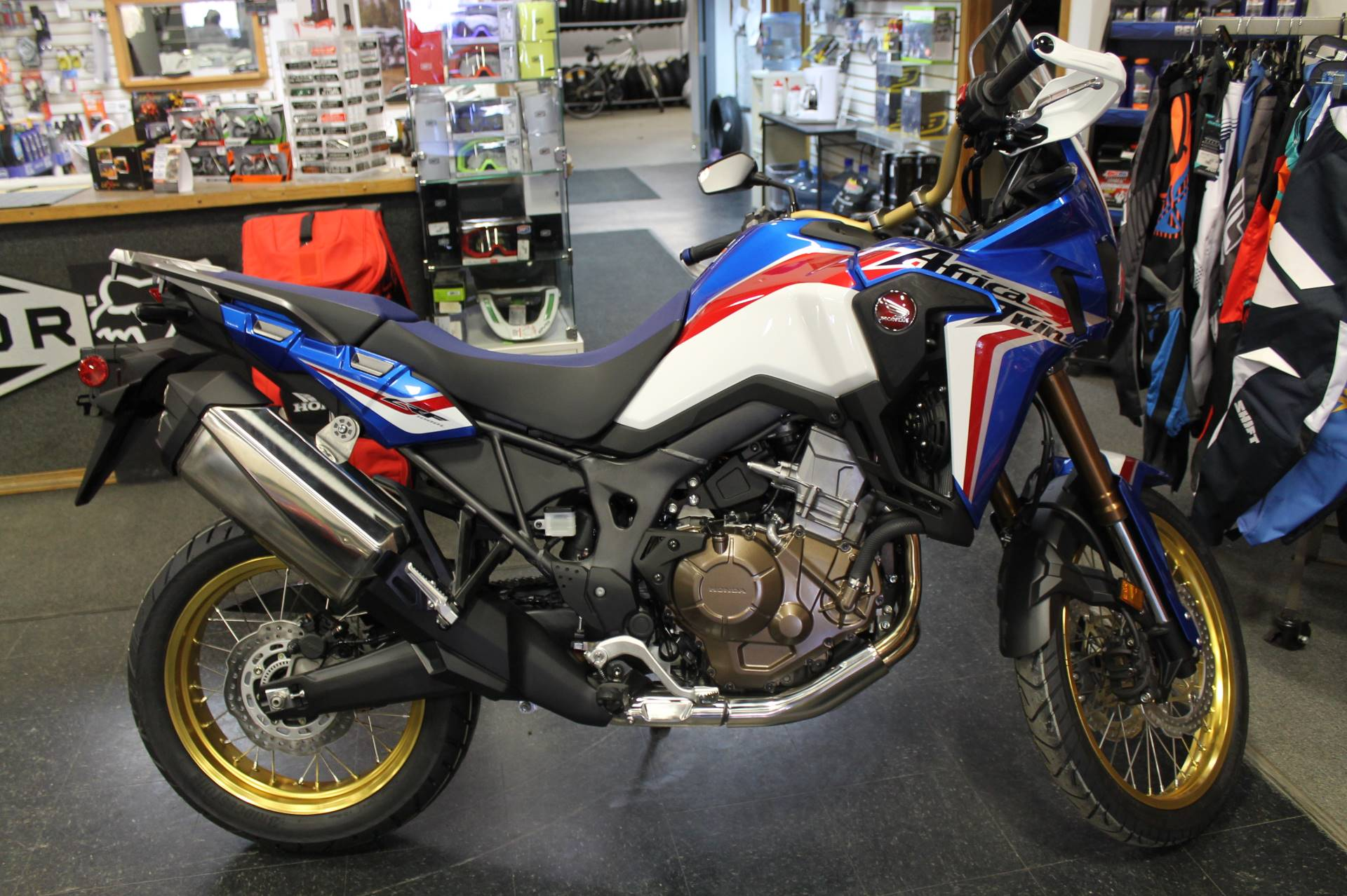 2019 Honda Africa Twin in Adams, Massachusetts