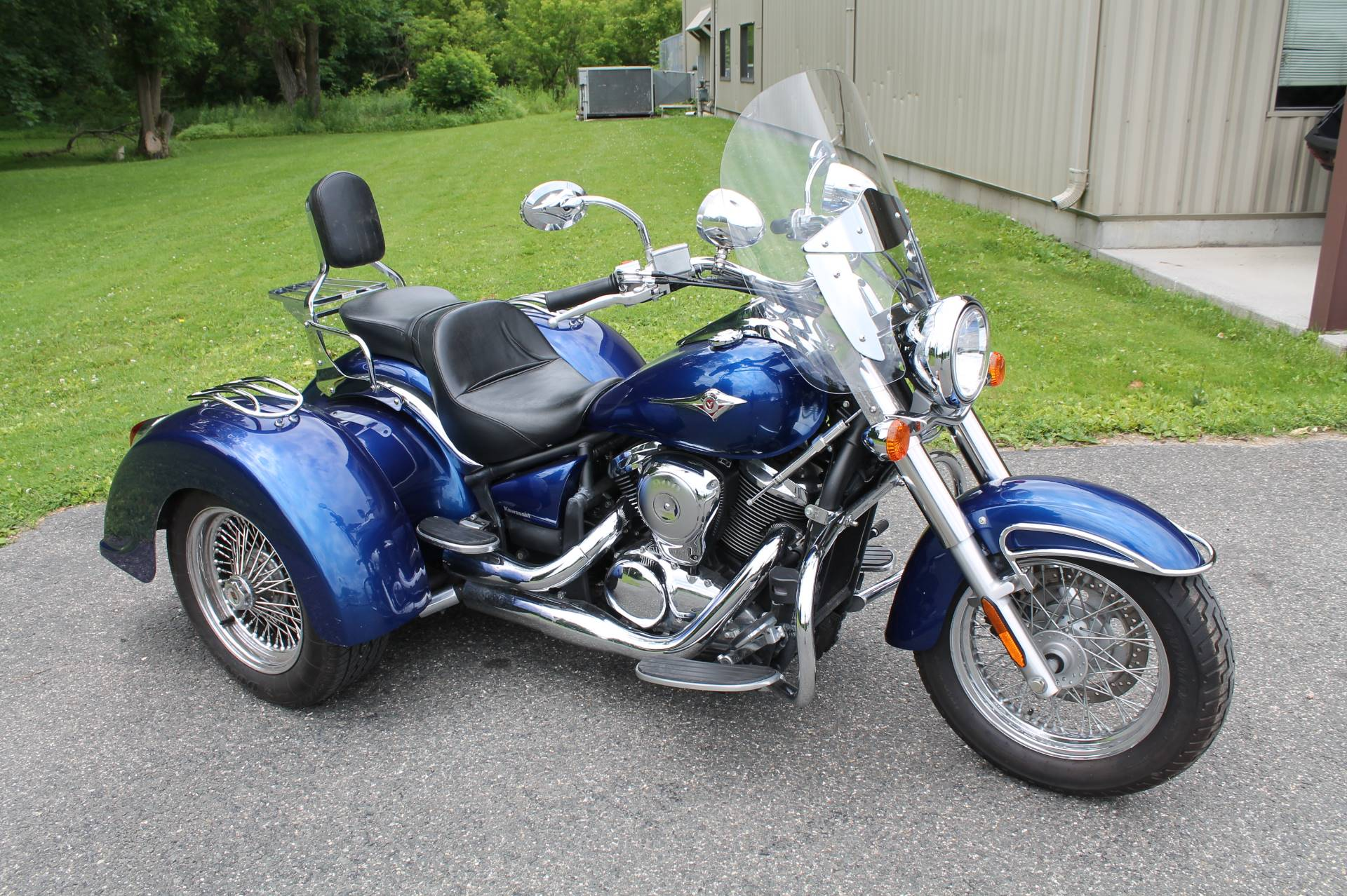 Used 2010 Lehman Trikes/Kawasaki STORM 900 Motorcycles in Adams, MA