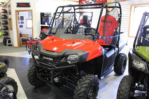 2017 Honda Pioneer 700 in Adams, Massachusetts