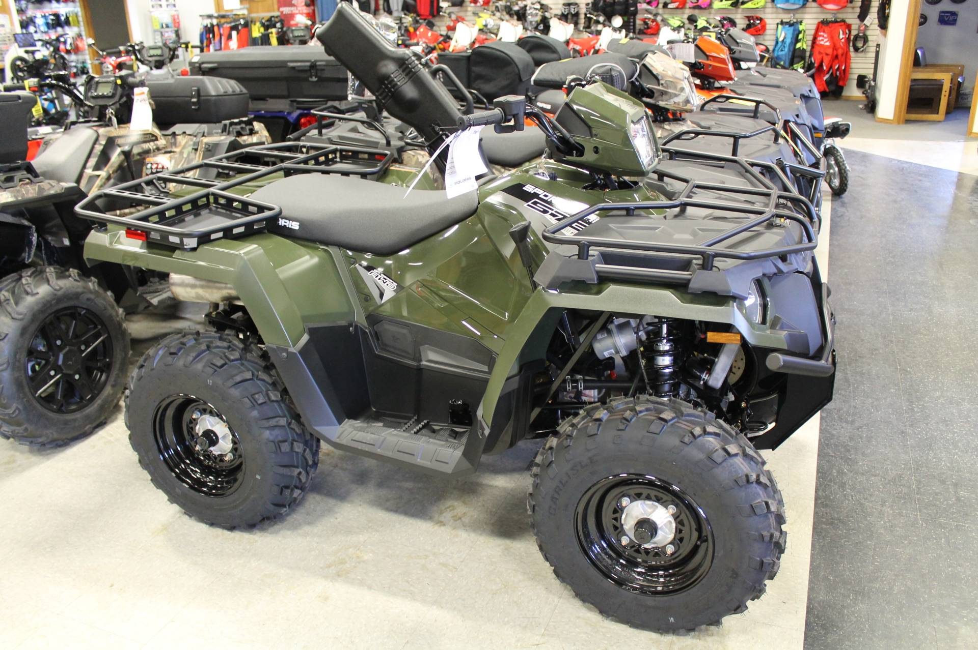 2020 Polaris Sportsman 570 EPS Utility Package in Adams, Massachusetts - Photo 1