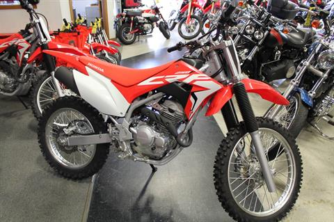 2020 Honda CRF250F in Adams, Massachusetts