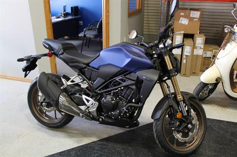 2021 Honda CB300R ABS in Adams, Massachusetts