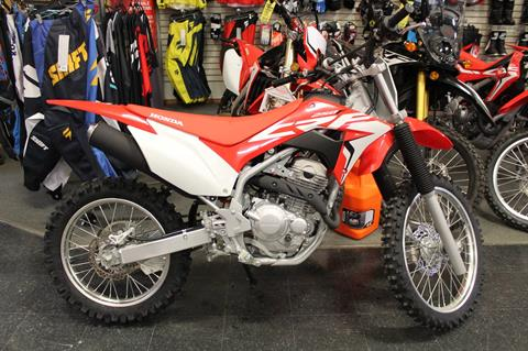 2019 Honda CRF250F in Adams, Massachusetts