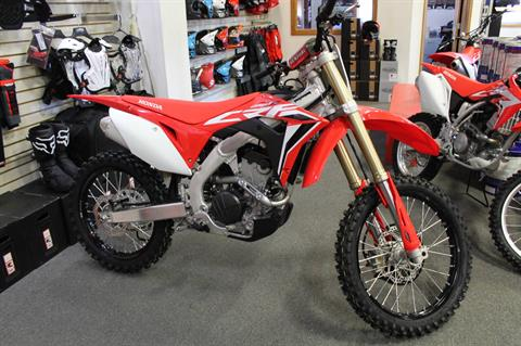 2021 Honda CRF250R in Adams, Massachusetts