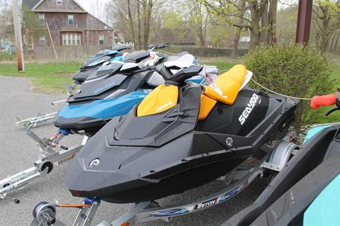 2018 Sea-Doo SPARK 2up 900 ACE in Adams, Massachusetts