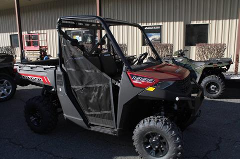 2021 Polaris Ranger 1000 Premium in Adams, Massachusetts