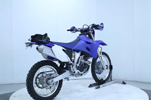 2012 Yamaha WR250F in Adams, Massachusetts
