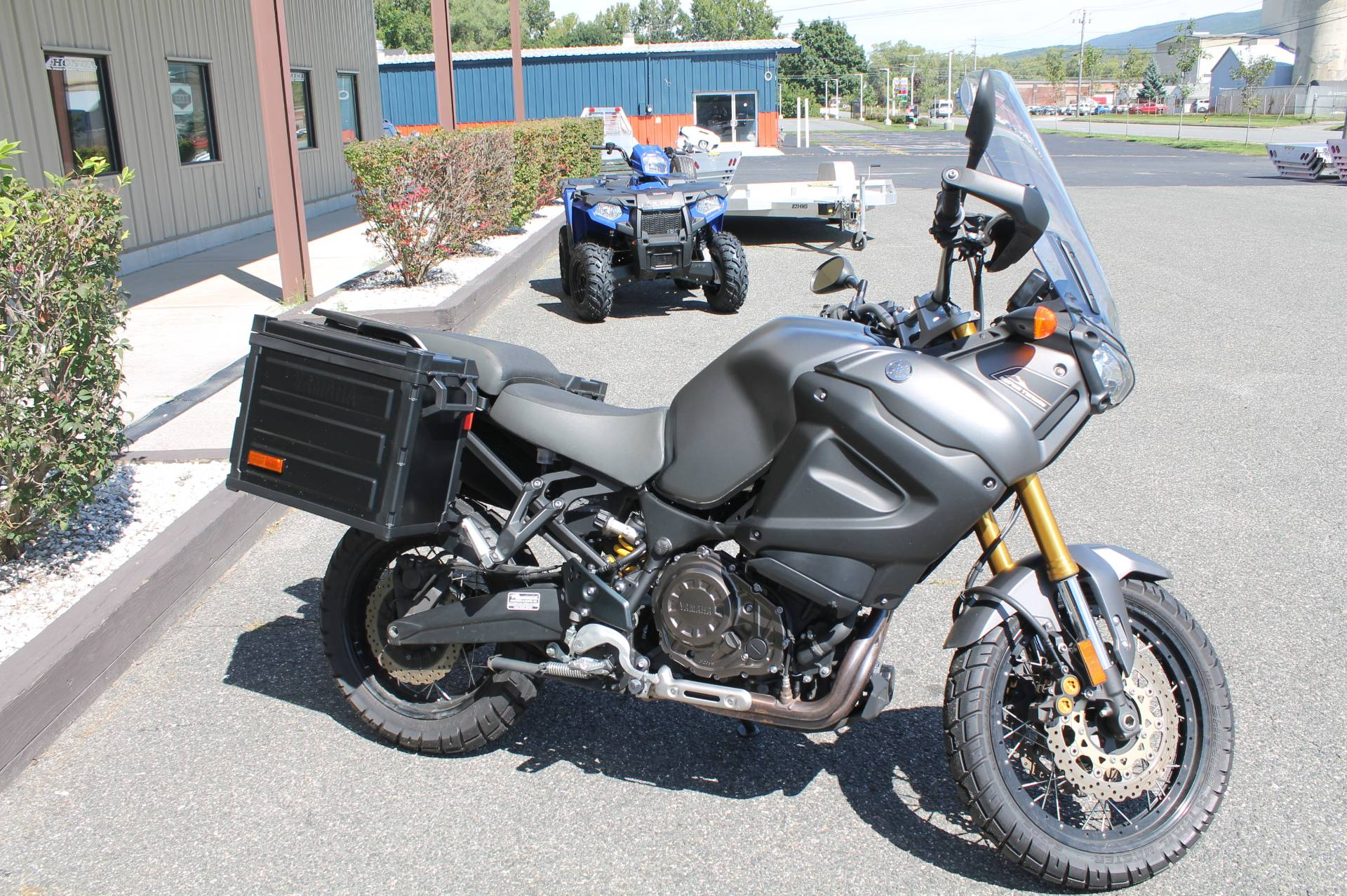 2013 Yamaha Super Ténéré in Adams, Massachusetts