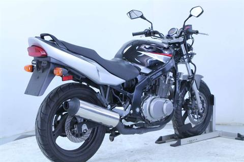 2008 Suzuki GS500F in Adams, Massachusetts