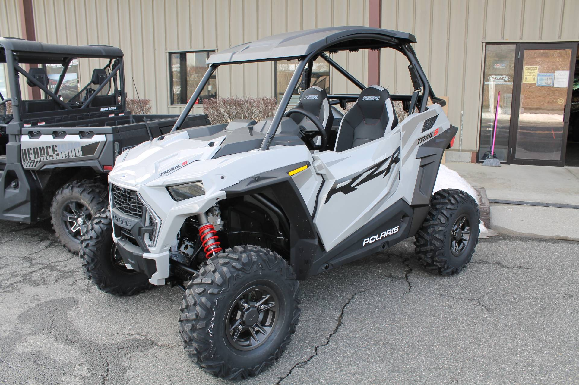 2021 Polaris RZR Trail S 1000 Ultimate in Adams, Massachusetts