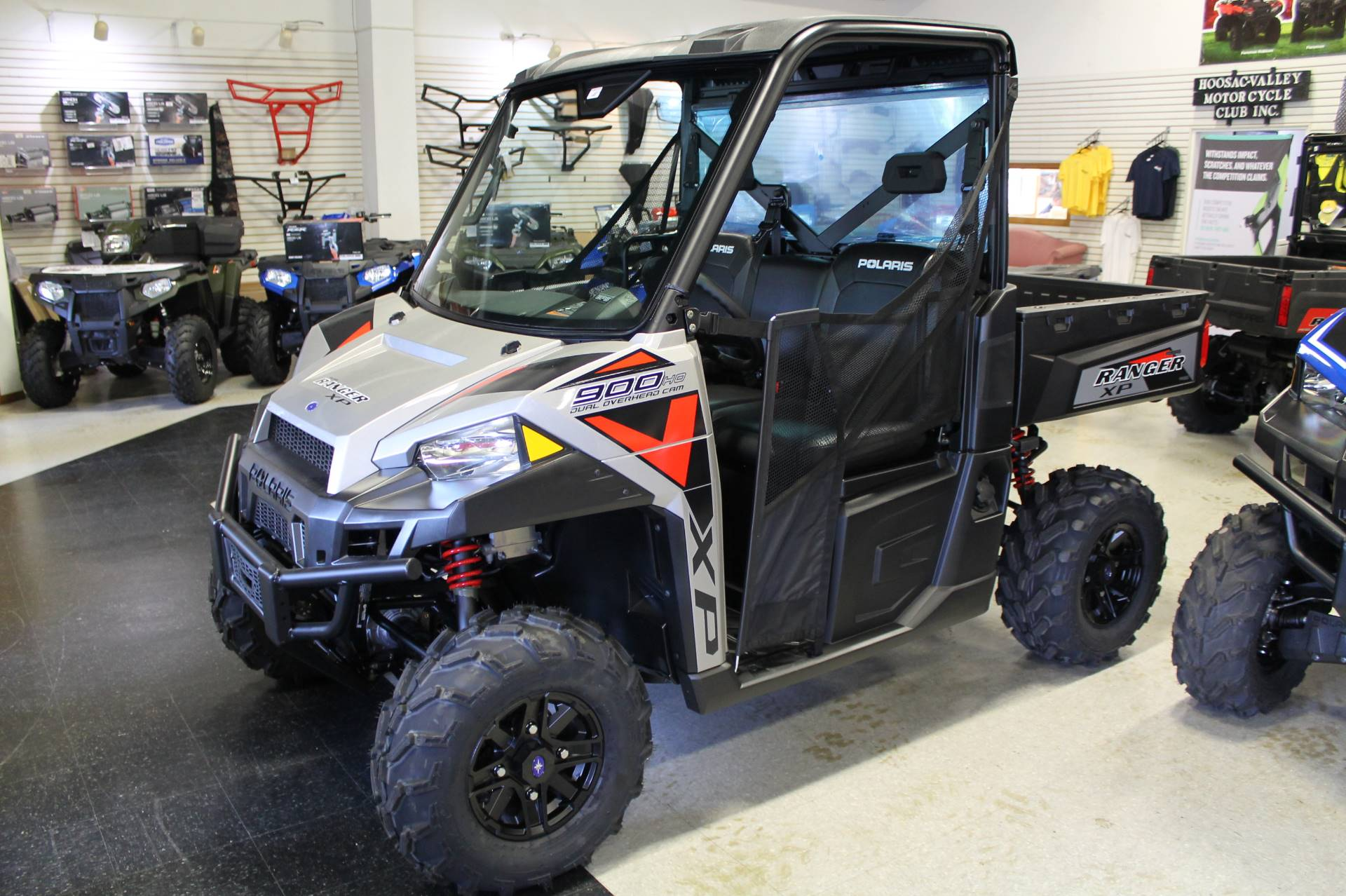 Polaris Ranger Xp 900 >> New 2019 Polaris Ranger Xp 900 Eps Utility Vehicles In Adams