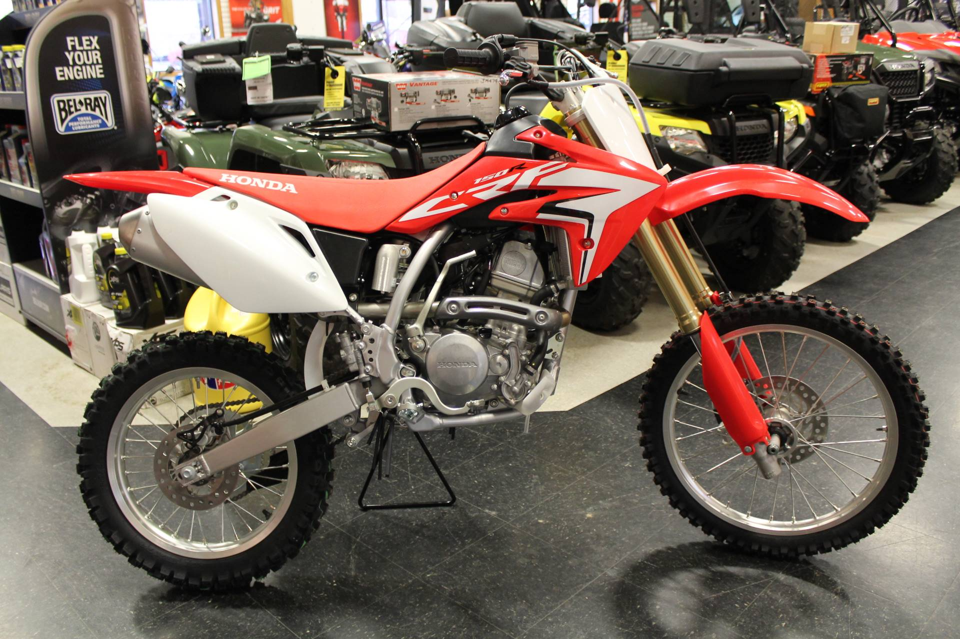 2019 Honda CRF150R Expert in Adams, Massachusetts