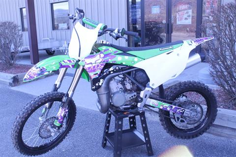 2014 Kawasaki KX™100 in Adams, Massachusetts