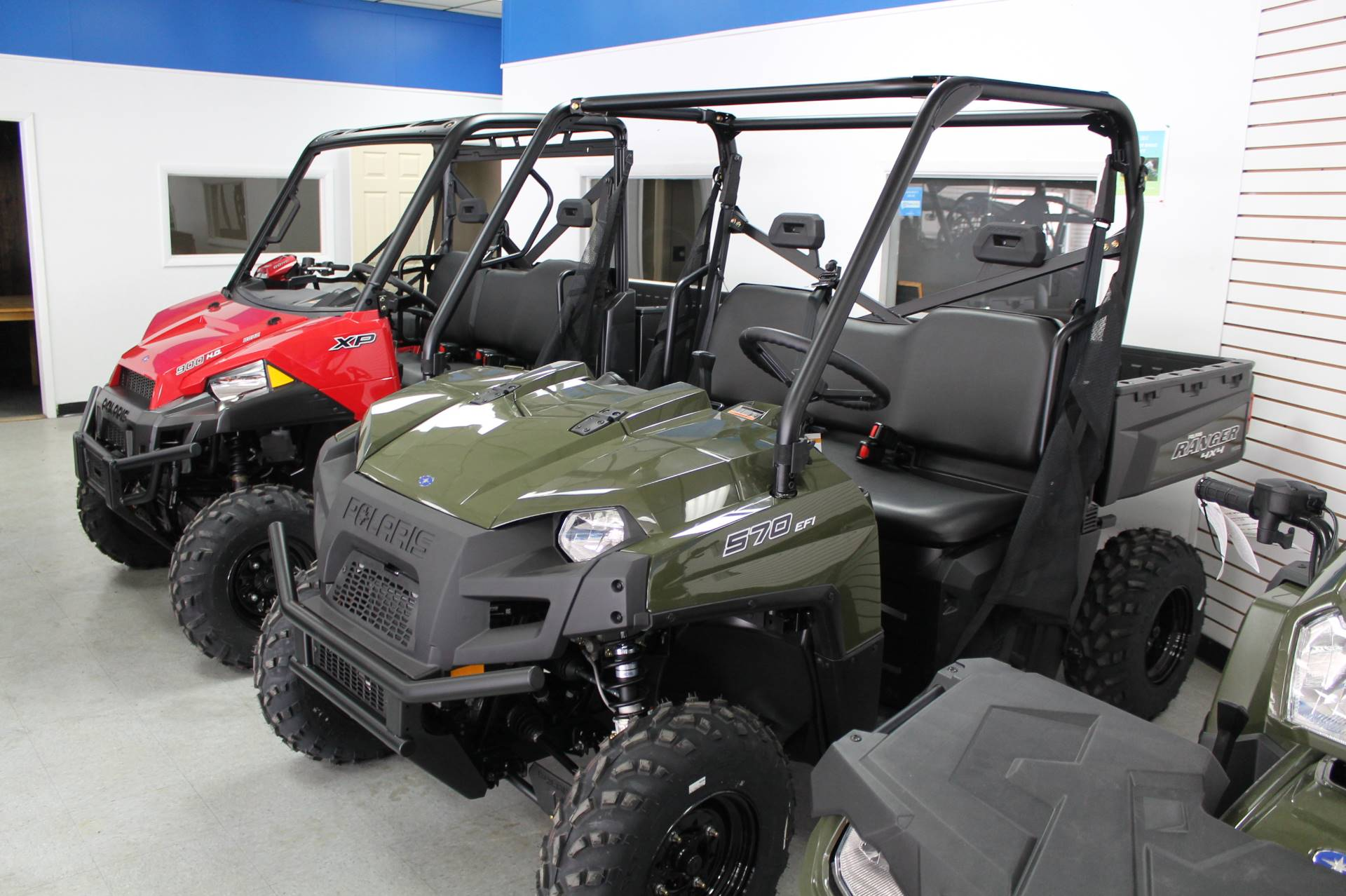 2020 Polaris Ranger 570 Full-Size in Adams, Massachusetts